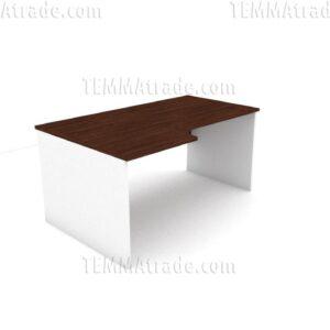 Radni sto sa zakrivljenom radnom pločom  RSZRP0161